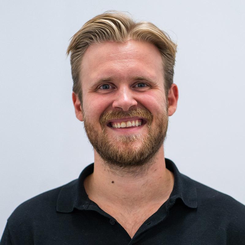 Ansatte Christoffer Thunhold Kihlstrøm