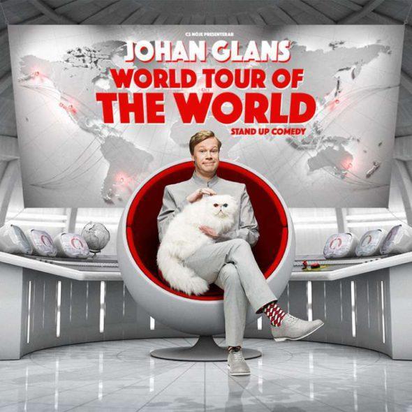 Johan Glans World Tour Of The World