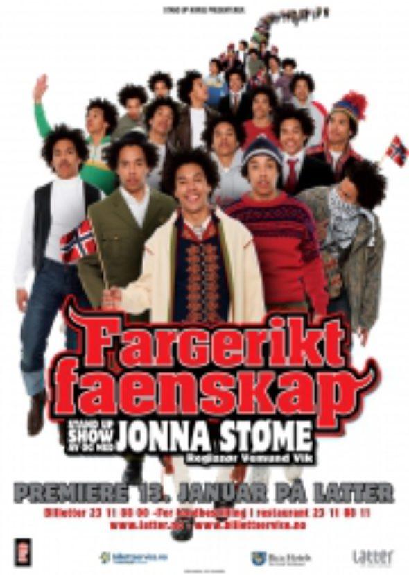 Jonna-Støme-Fargerikt-faenskap-latter-aker-brygge-humor-stand-up