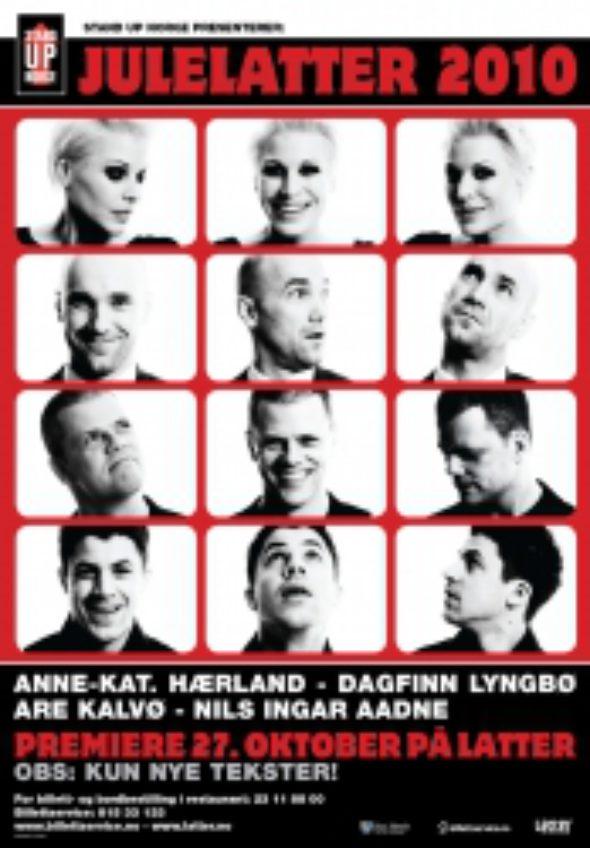 Julelatter-2010-latter-aker-brygge-humor-stand-up