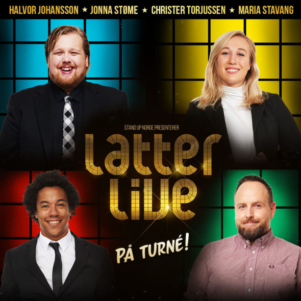 Latter Live Turne Maria Christer Halvor Jonna