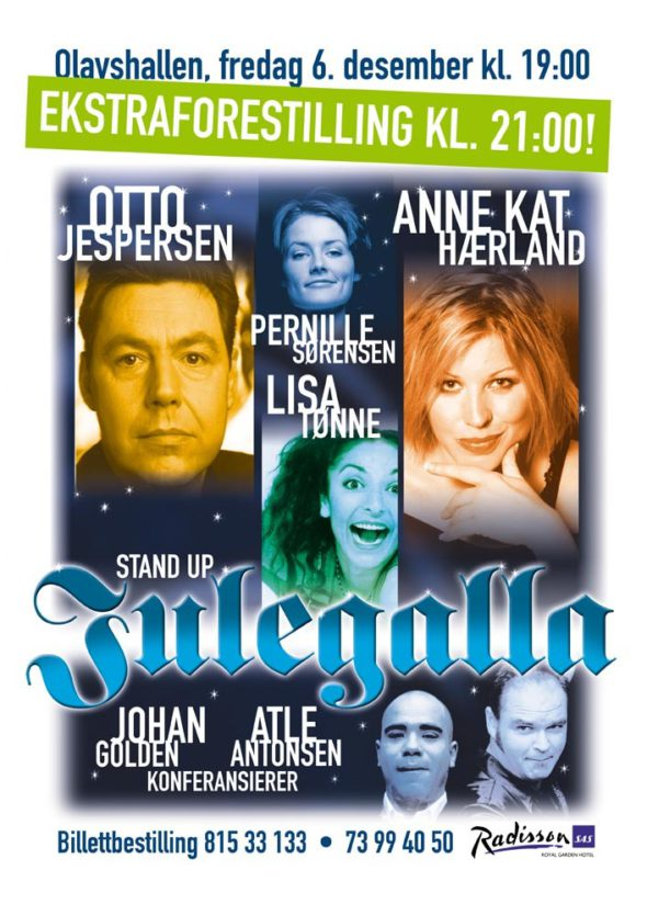 Plakat Jule Galla