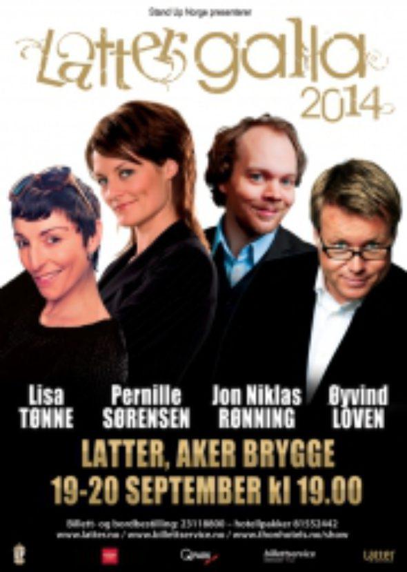 lattergalla 2014-latter-aker-brygge-humor-stand-up