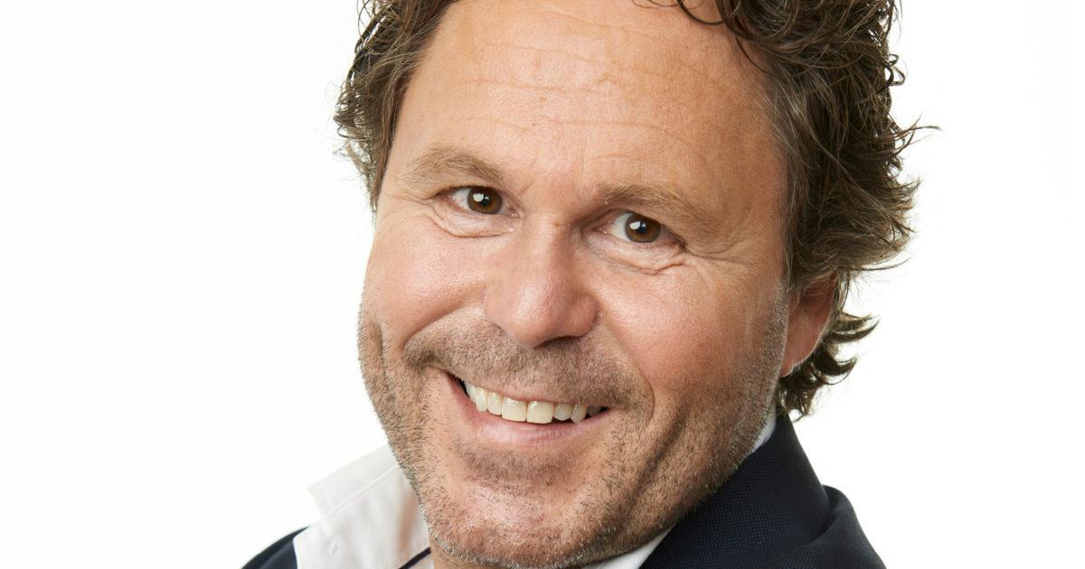 Rune Andersen Standupkomiker Latter No